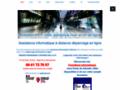 Site Détails : Dépannage informatique à distance et vente de PC occasion