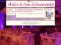 Ailes et Zen évènements - wedding planner et salons du mariage - Sa�ne et Loire (le creusot)