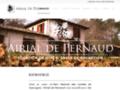 Airial de Pernaud - Salle de mariage - Gironde (Belin Beliet)