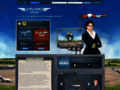 airline sur www.airlines-manager.com