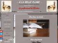 Détails : A LA BELLE PLUME - André CORTIAL - Ecrivain Biographe - Ecrivain Public