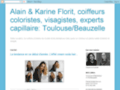 Site #4330 : Alain Florit coiffeur freelance à Toulouse
