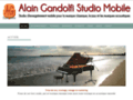 Alain GANDOLFI Studio Mobile est proposé par l'annuaire zycmethys