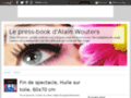 Le press-book d'Alain Wouters