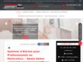 Système d'Alarme pour Professionnels à Haute-Saône
