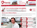 alarme sans fil sur www.alarmia.fr