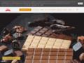 Boutique en ligne de chocolats