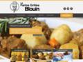 Détails : FARINE GRILLÉE BLOUIN - farine grillée, farine de blé