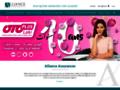 alliance assurance sur www.allianceassurances.com.dz