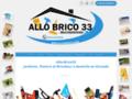 site http://www.allo-brico33.com