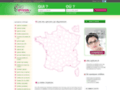 Capture du site http://www.allo-opticien.fr