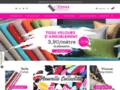 AllTissus - Vente en ligne de tissus au mètre pas cher