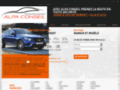 Détails : Alpa Conseil, véhicules multimarque : crédit et location