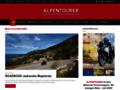 Alpentourer mit Pass-Beschreibungen und Fotos