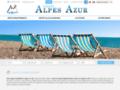Alpes Azur Alpes Maritimes - Cagnes sur Mer