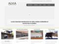 store exterieur sur www.alvia.ca