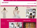 Voir la fiche détaillée : Robe de mariage Paris
