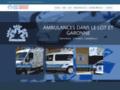 Détails : Ambulances SAMA