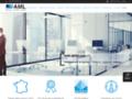 Aménagement de bureaux Lyon: rénovation espace de travail - AML