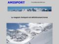 Vente ski occasion Lyon Amisport
