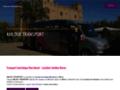 Location minibus Marrakech   Transport touristique Maroc  Amloul Transport Touristique Marrakech