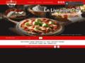 Livraison de pizza, Seine-St-Denis