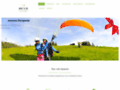 Détails : Ecole de parapente Anemos en Suisse