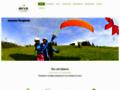 Ecole de parapente en Suisse romande