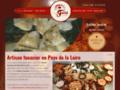 Détails : Préparation et dressage de salles de réception et buffet à Angers