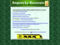 Angers la Roseraie