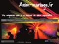 www.anim-mariage.fr - votre partenaire animation