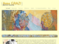 Anna Grazi, artiste peintre contemporain, site officiel.