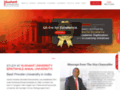 Why to Study Law in Higher Education?