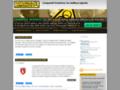Capture du site http://www.antiviruscomparatif.fr