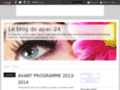 Le blog de apac-24