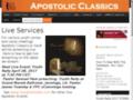 Apostolic C&V App
