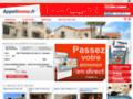 taux interet credit immobilier sur www.appelimmo.fr