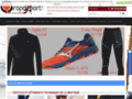 Aproposport Destockage Vêtement de Marque Asics