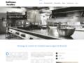 Détails : Nettoyage de hotte de cuisine