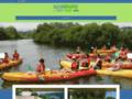 Aquabalade - location de canoës - St Pée sur Nivelle