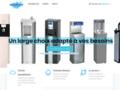 Détails : Aquadreams - Spécialiste de la fontaine à eau