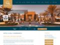 Détails : Jouissez de beauté et de calme, Aqua Mirage Marrakech est le meilleur hôtel pour les familles.