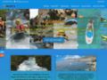 Détails : Les sports aquatiques avec Aquareve