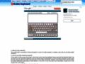 clavier arabe sur www.arabic-keyboard.org