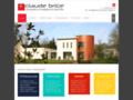 Capture du site http://www.architecture-fengshui-claudebrice.fr