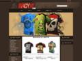 Arcyte.com : Vente de maillots de vélo originaux