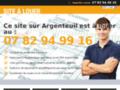 Détails : Les travaux de l'électricien sur Argenteuil