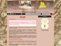 Site de l'Association de Recherches Généalogiques et Historiques en Auvergne (ARGHA)