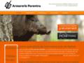 Détails : Tout pour la chasse avec l'Armurerie Porentru