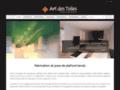 Art des toiles | Specialiste du plafond tendu